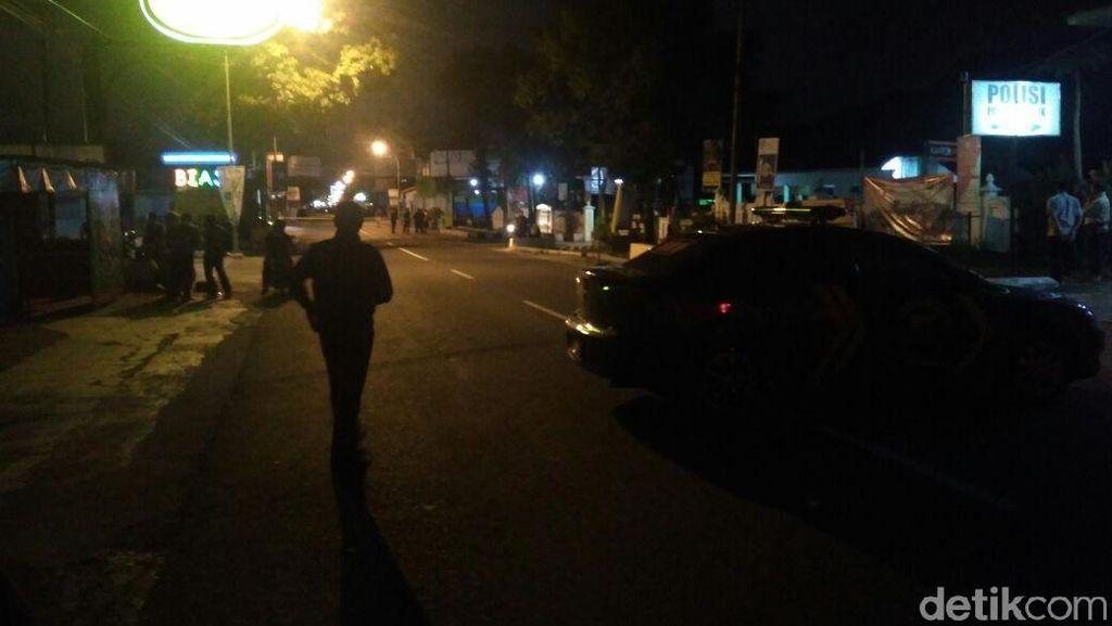 Polri: 3 Terduga Teroris Tewas Baku Tembak di Kaliurang