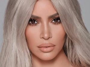 Beda Banget, Ini Foto Jadul Kim Kardashian Sebelum Kenal Bulu Mata Palsu