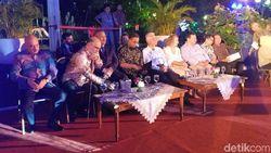 Anies Buka Panggung Musik Nusantara di Balai Kota