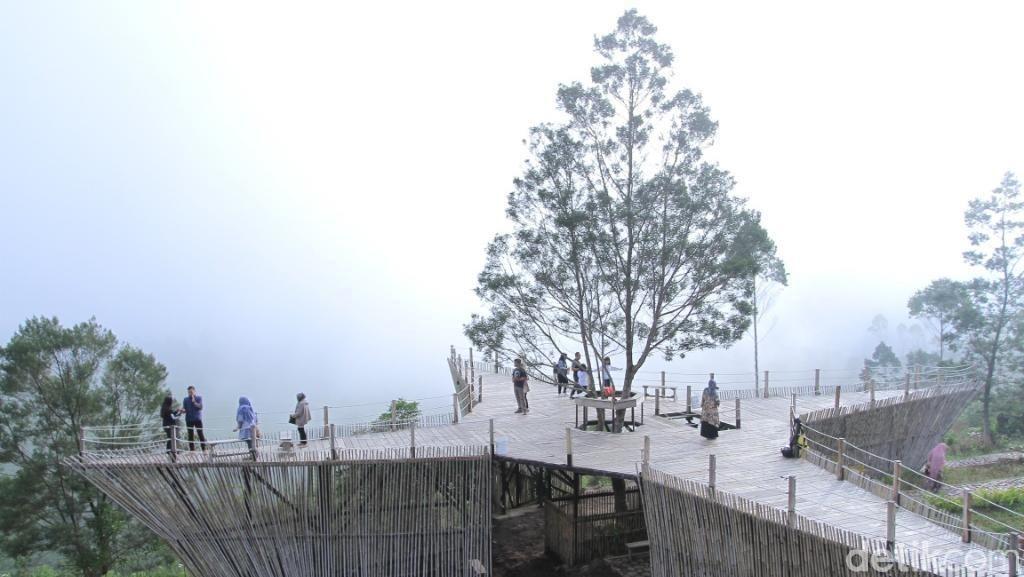 Teras Bintang, Tempat Wisata Kekinian Baru di Ciwidey