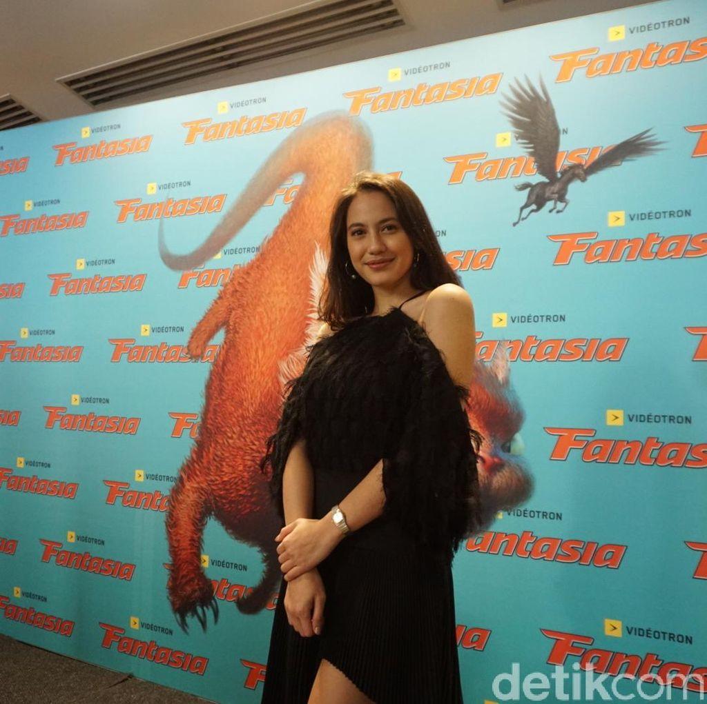 Pevita Pearce: Indonesia Dulu Go International Kemudian
