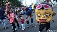 Walkot Serang Bingung Car Free Day Dihentikan karena Alasan Biaya