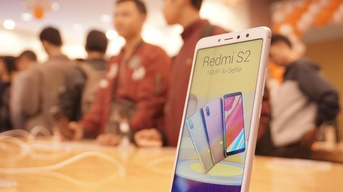 Ponsel Xiaomi. Foto: Xiaomi Indonesia