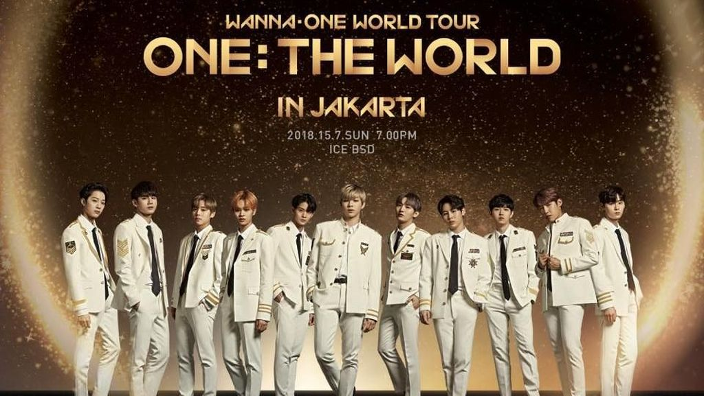 Janji Manis Wanna One Bakal Kembali Sapa Indonesia