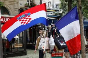 Final Piala Dunia 2018, Netizen Dukung Kroasia atau Prancis?