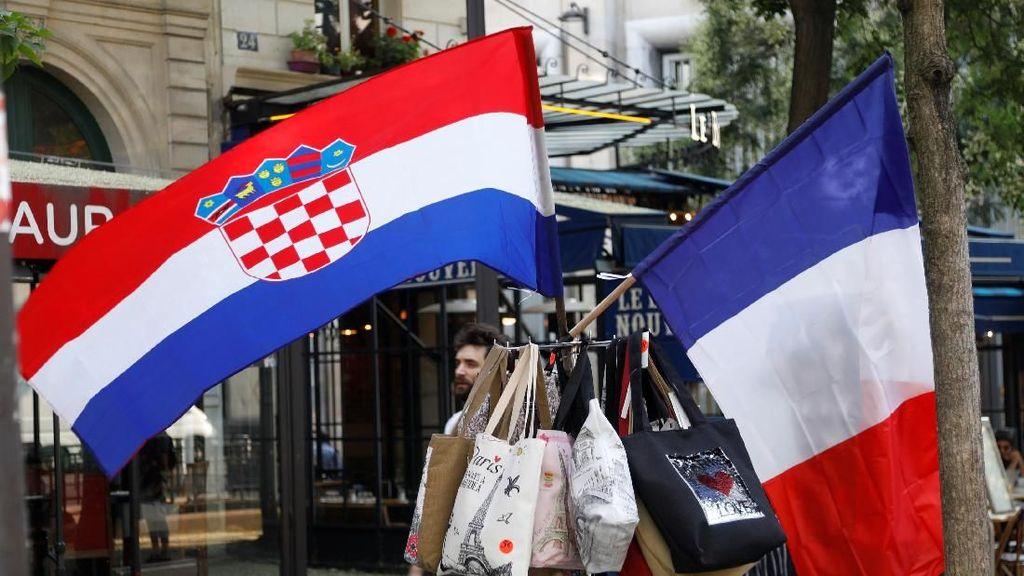 Ada Prediksi Prancis vs Kroasia Cuma Hadirkan 1 Gol