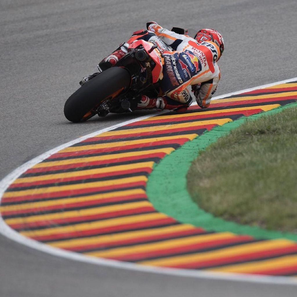 Marquez Pentingkan Gelar Juara Dunia ketimbang Rekor di Sachsenring