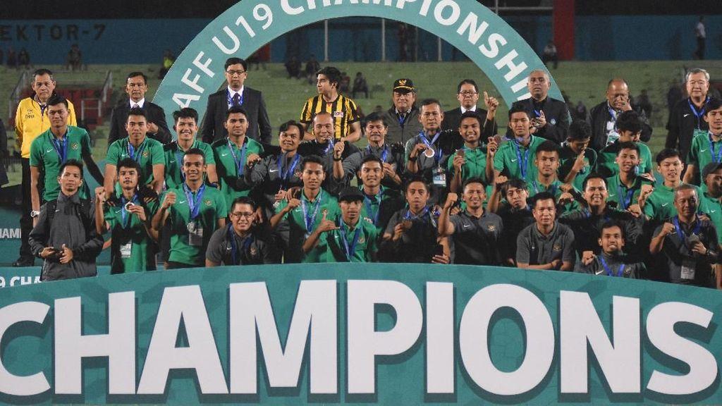 Indonesia Peringkat Tiga di Piala AFF U-19, Indra Sjafri Minta Maaf