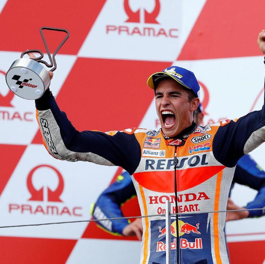 Perbandingan Musim-musim Marc Marquez di MotoGP Setelah 9 Seri Awal