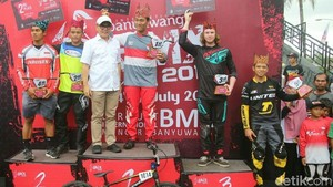 Dua Pebalap Indonesia Juarai International BMX Competition 2018