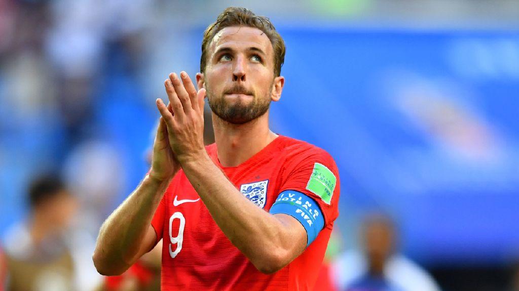Video: Mandul Lawan Belgia, Kane (Masih) Topskorer