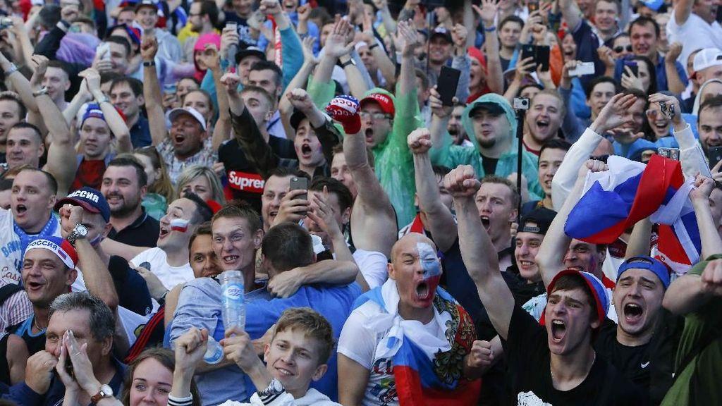 Video: Piala Dunia Telah Menyulap Citra Rusia yang Kaku