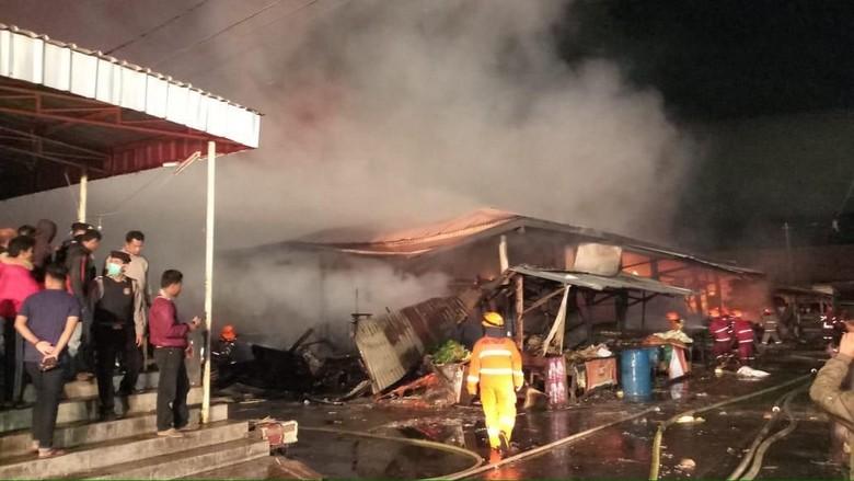 Image result for gedebage terbakar