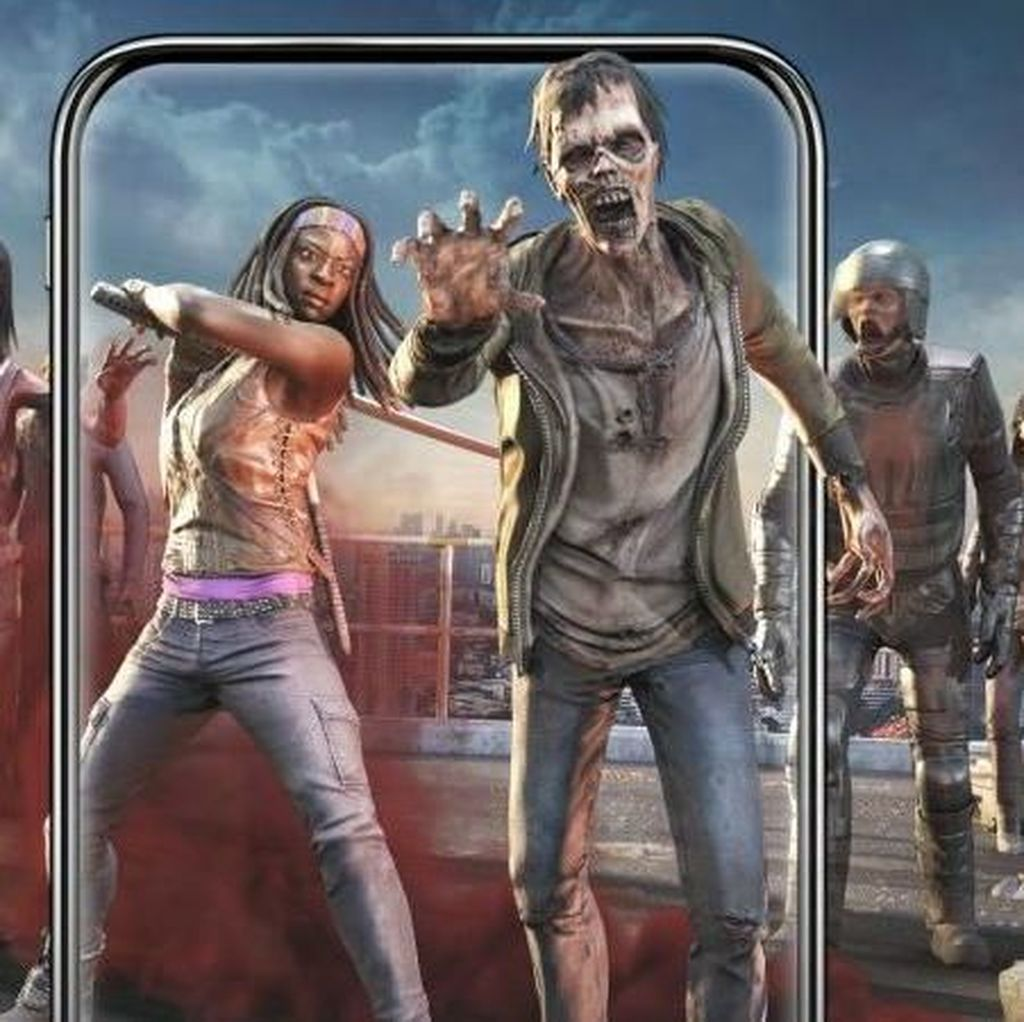 The Walking Dead: Our World Resmi Dirilis, Saatnya Berburu Zombie