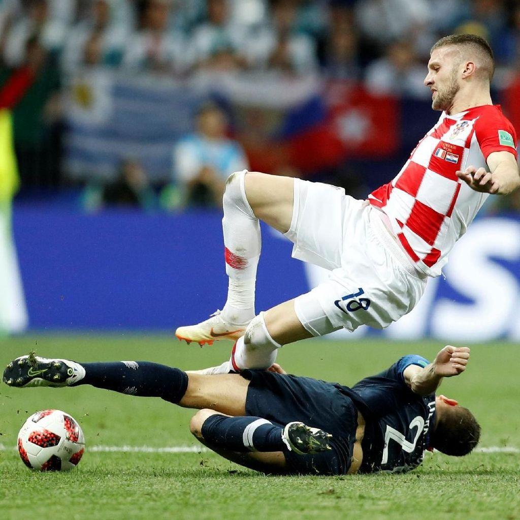 Video Highlights Babak I Prancis Vs Kroasia