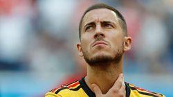 Apa Sarri Mau Telepon Hazard untuk Membujuknya Bertahan di Chelsea?