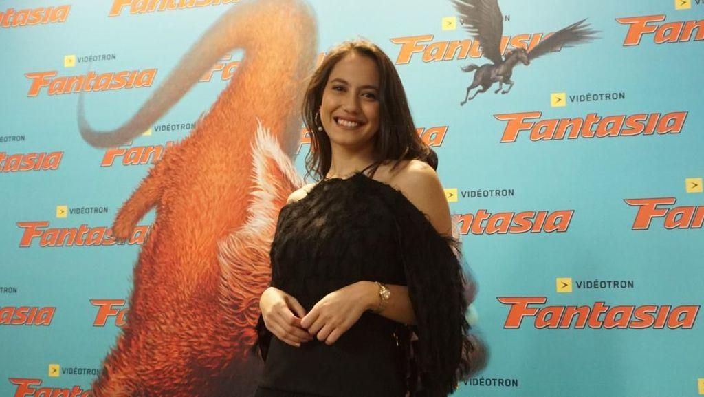 Disinggung Lagi soal Ariel NOAH, Pevita Pearce Tutup Mulut Rapat-rapat