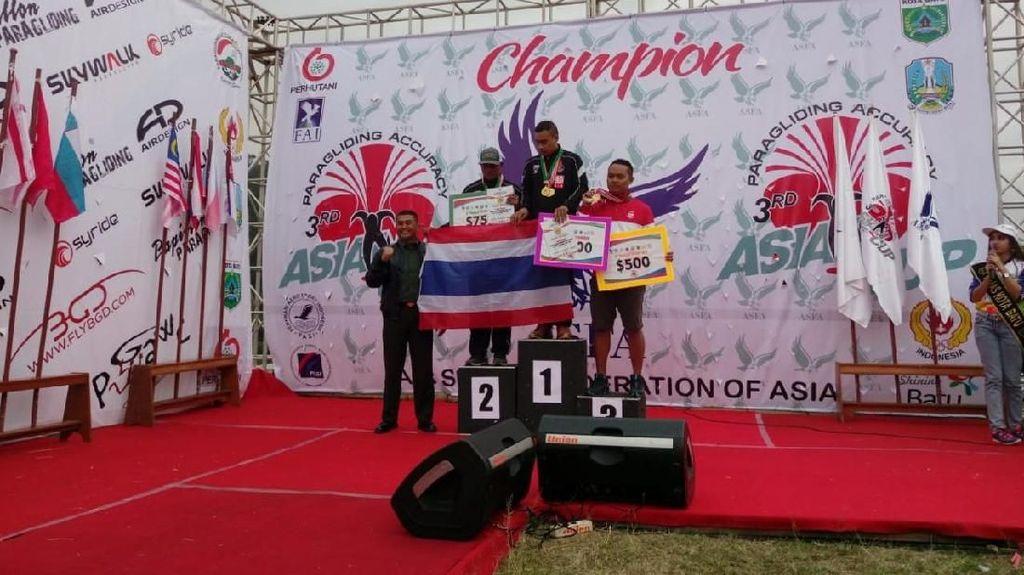 Timnas Paralayang Belum Putuskan Skuat Inti ke Asian Games 2018