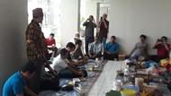 Polisi Turun Tangan Mediasi Halalbihalal di Kalibata City