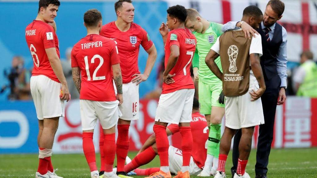 Video: Inggris Masih Belum Jadi Tim Besar