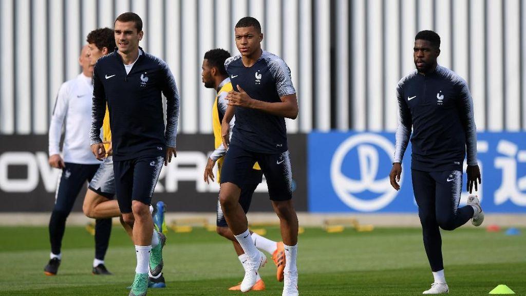 Video: Prancis Menuju Final Piala Dunia 2018