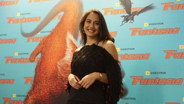Pevita Pearce.