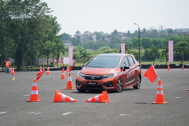 Safety driving Honda. Foto: PT Honda Prospect Motor