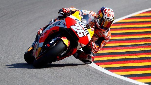 Dani Pedrosa gagal tampil kompetitif bersama Honda musim ini.