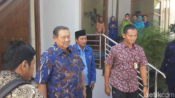 SBY Tunggu Jokowi Umumkan Cawapres