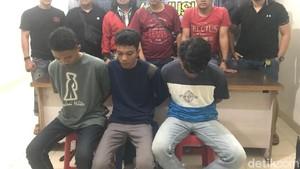 Keroyok Anggota TNI, 3 Remaja di Makassar Dibekuk Polisi