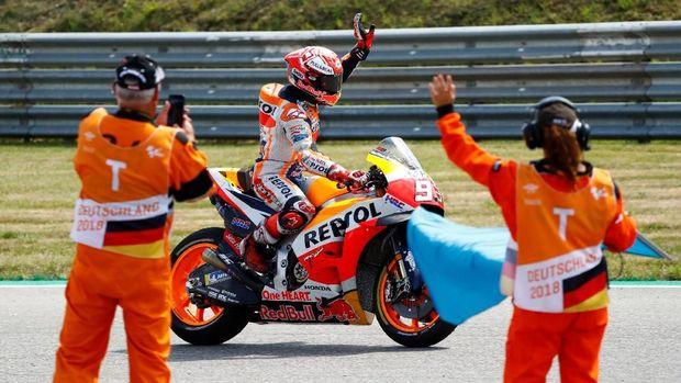 Marc Marquez menganggap Sirkuit Brno trek yang sulit buat Repsol Honda.