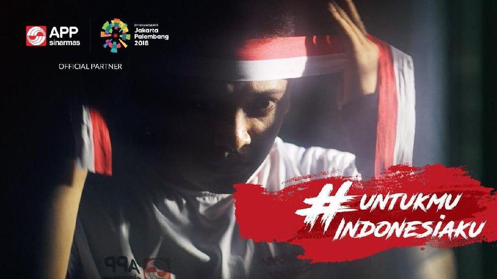 Dear Atlet Asian Games 2018, Ini Ada Video Penyemangat Untukmu