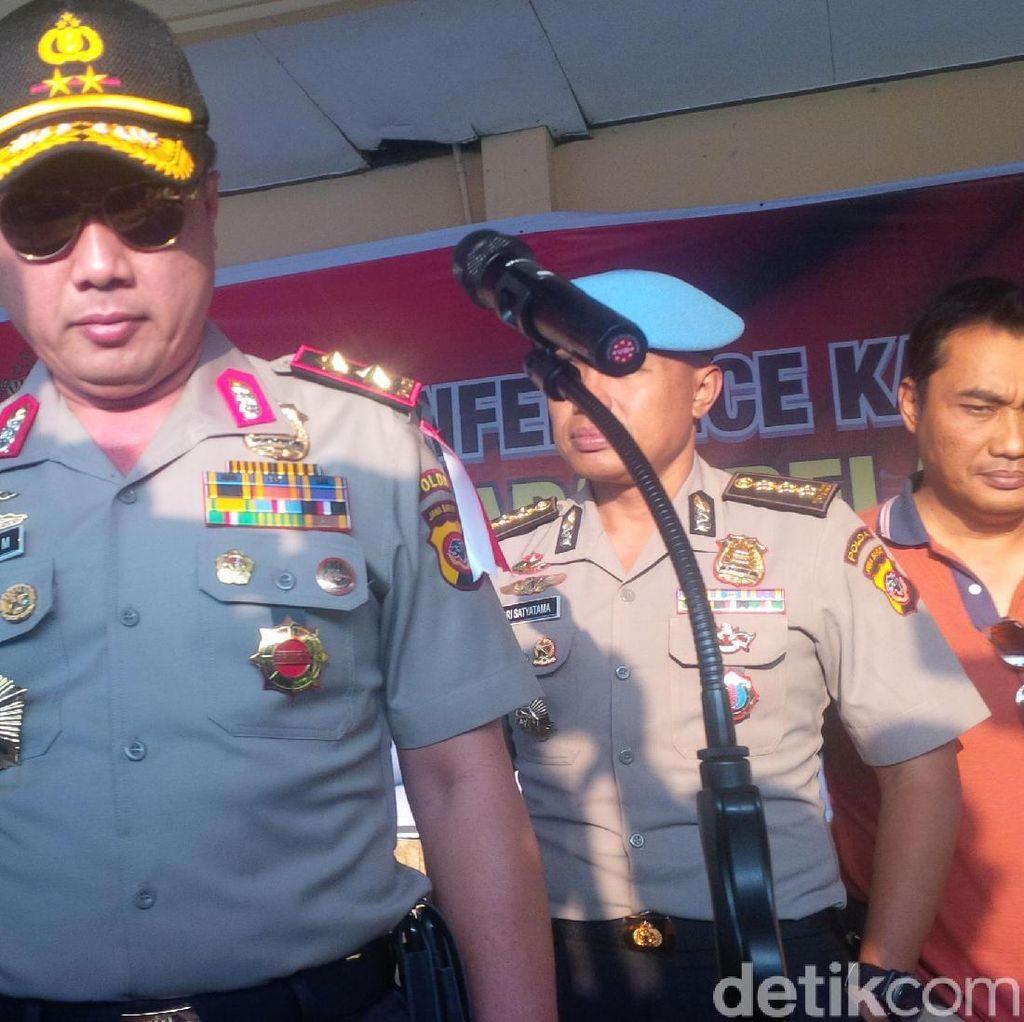 Tahanan Kabur, Kapolda Jabar Copot Kapolsek Cisalak Subang