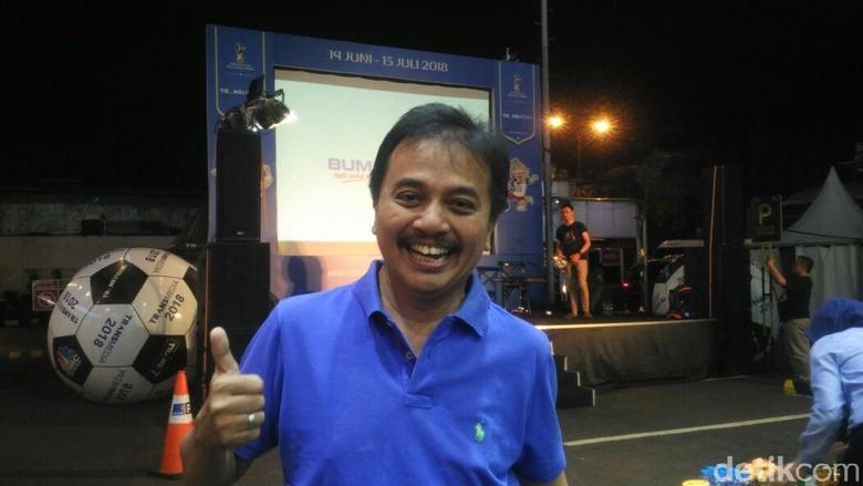 Polemik Arahan Jokowi ke Relawan, Roy Suryo Kenang Pidato SBY