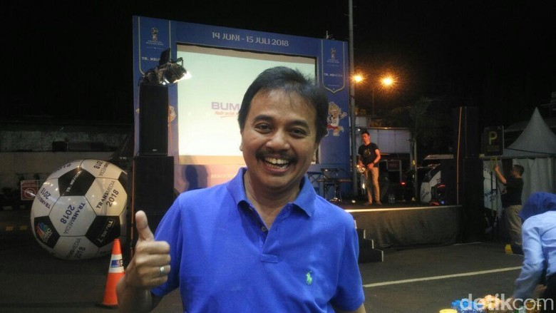 Demokrat Hormati Roy Suryo yang Somasi Menpora