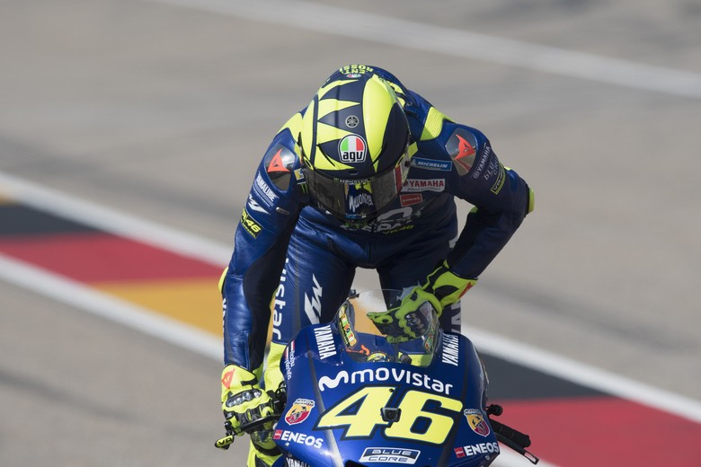 Valentino Rossi. Foto: Mirco Lazzari gp/Getty Images