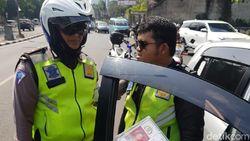 Polisi Gadungan di JLNT Casablanca Ngaku Anak Perwira