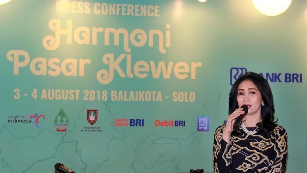 BRI dan Kemenpar Kolaborasi Hadirkan Event Kolosal di Pasar Klewer