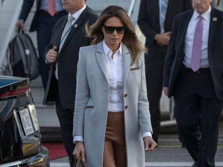 Trump Ditekan Melania untuk Pecat Wakil Penasihat Keamanan