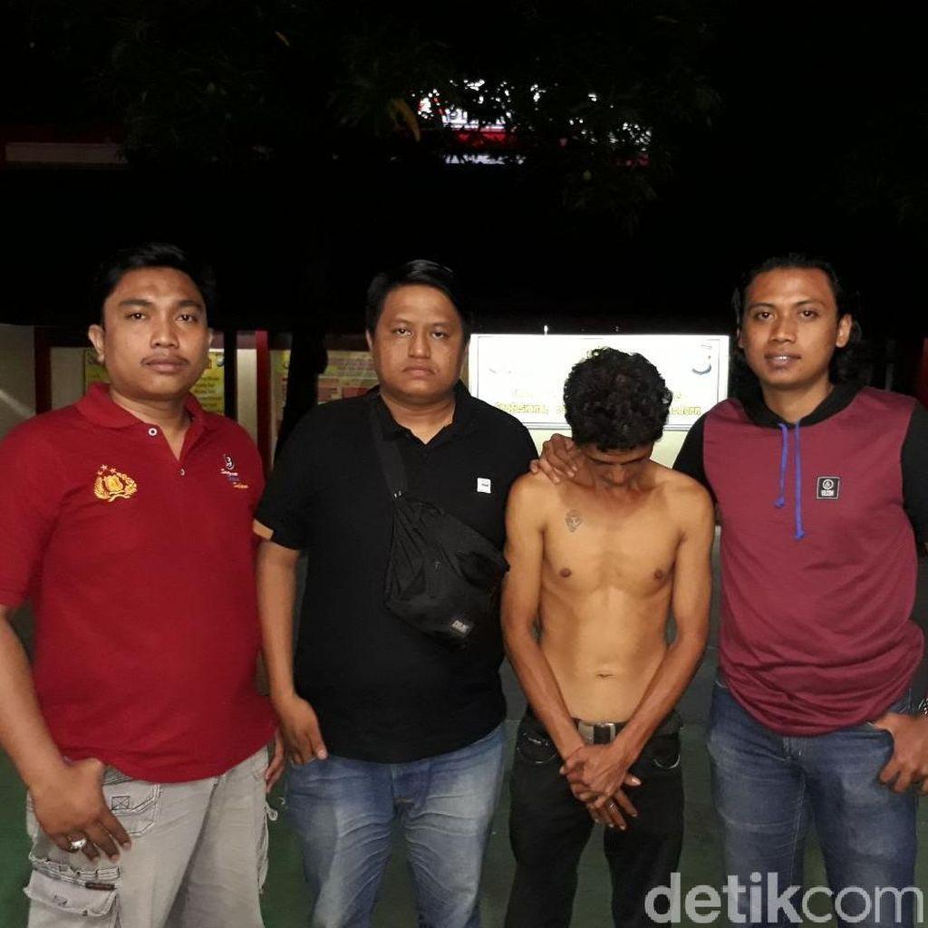 Sakit Hati, Pria di Makassar Tikam Penagih Utang