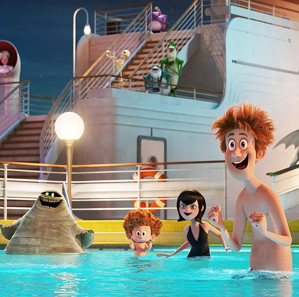 Hotel Transyvlania 3 : Summer Vacation Terlalu Banyak Lelucon