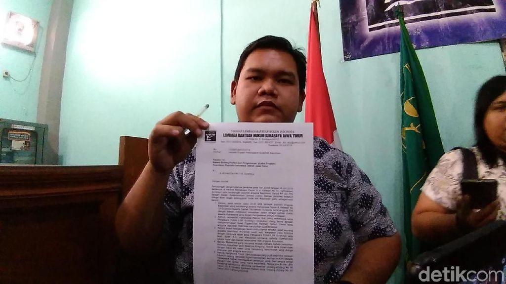 Insiden di Asrama Mahasiswa Papua Dibawa ke Polda Jatim