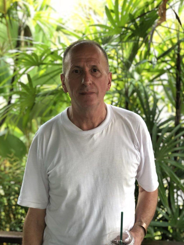 Vern Unsworth adalah penyelam dan ahli gua asal Inggris. Foto: Twitter/bexwright1