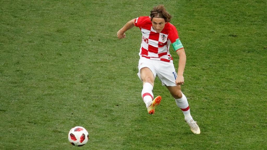 Modric Tak Tertarik Gelar Pemain Terbaik FIFA