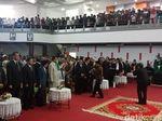 BJ Habibie Hadiri Pengukuhan Gelar Dr HC Bos Mayapada di Undand