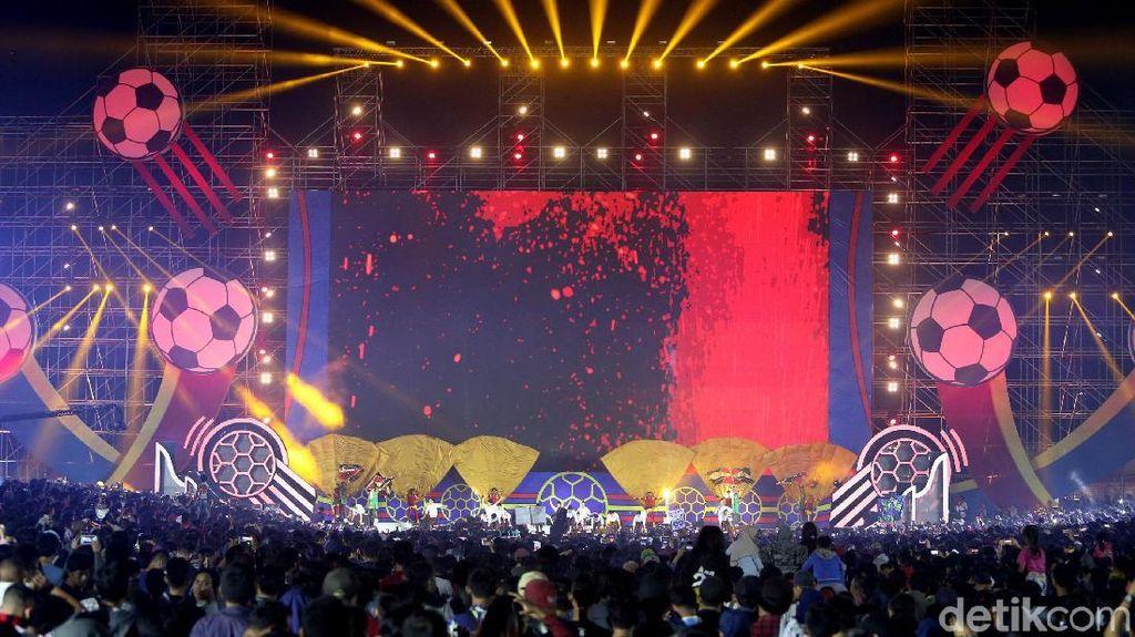 Relawan Jokowi Buat Konser Amal K-Pop untuk Korban Gempa Palu