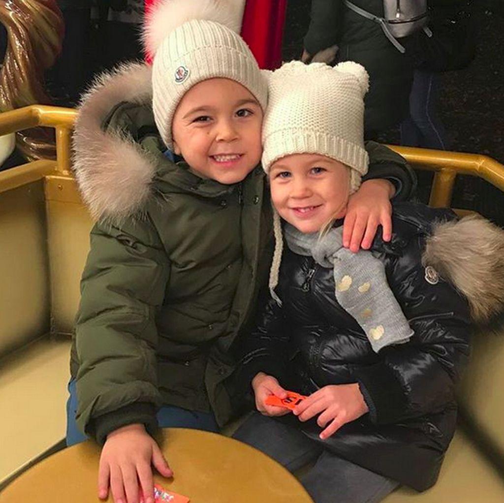 Lucunya Leo dan Manu, Anak Gelandang Kroasia Ivan Perisic