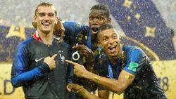 Hiburan Lengkap di Final Piala Dunia 2018