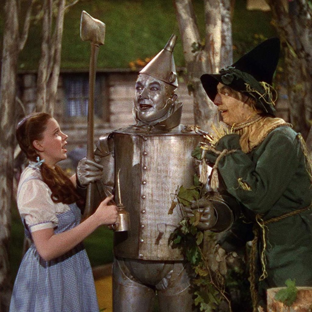 Warner Bros Siap Garap Animasi Wizard of Oz