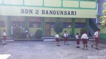 SD di Ponorogo Ini akan Ditutup, Siswa Tolak Pindah Sekolah